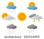 weather icons design
