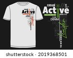 casual active  modern and...   Shutterstock .eps vector #2019368501