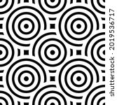 overlapping circles pattern....   Shutterstock .eps vector #2019536717