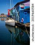 Colorful Fisherman's Wharf...