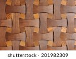 Close Up Nice Shape Of Wooden ...