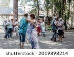 Kineshma  Russia   July  2021   ...