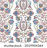 striped seamless pattern with...   Shutterstock . vector #2019904364