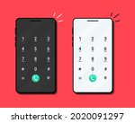 keypad with number and letter...