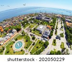 Sultanahmet Square And Blue...