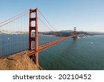 golden gate | Shutterstock . vector #20210452