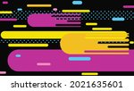 minimal geometric background....   Shutterstock .eps vector #2021635601