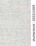 white crocheted cotton fabric... | Shutterstock . vector #202211005