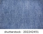texture of jeans background | Shutterstock . vector #202242451