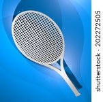 tennis game | Shutterstock . vector #202272505