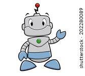 vector illustration of a... | Shutterstock .eps vector #202280089
