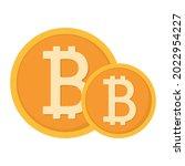 bitcoin icon clipart logo in...