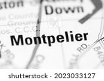 Montpelier On A Geographical...