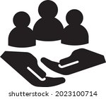 business people icon  an...   Shutterstock .eps vector #2023100714
