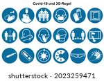 Collection Of Symbols For Covid ...