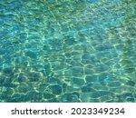 Sea Ripple Water Background....
