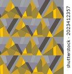 bright abstract pattern of... | Shutterstock .eps vector #2023412357