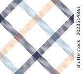 check pattern in blue  white ... | Shutterstock .eps vector #2023514861