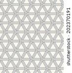 seamless pattern. modern... | Shutterstock .eps vector #202370191