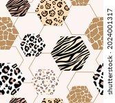 contemporary abstract seamless... | Shutterstock .eps vector #2024001317