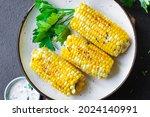 Corn Grill Corncob Grilled Fast ...