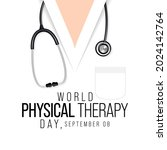 physical therapy day is... | Shutterstock .eps vector #2024142764