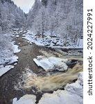 Rapids Of The Nukarinkoski...