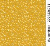 vector seamless pattern. pretty ... | Shutterstock .eps vector #2024236781