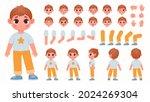 cartoon boy character... | Shutterstock .eps vector #2024269304