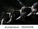 steel chain | Shutterstock . vector #20244298