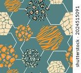 contemporary abstract seamless... | Shutterstock .eps vector #2024515091