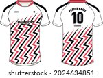 sports jersey t shirt design... | Shutterstock .eps vector #2024634851