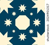 stars geometric ethnic texture ... | Shutterstock .eps vector #2024901317