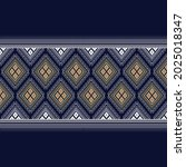geometric ethnic texture... | Shutterstock .eps vector #2025018347