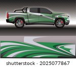 car livery wrap decal  rally... | Shutterstock .eps vector #2025077867
