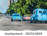havana  cuba   december 2  2013 ... | Shutterstock . vector #202514839