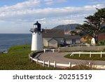 Point Montara Lighthouse Along...