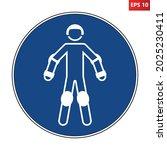 wear protective roller sport...   Shutterstock .eps vector #2025230411