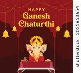 Happy Ganesh Chaturthi Indian...