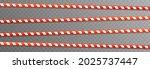 vector set of warning tapes....   Shutterstock .eps vector #2025737447
