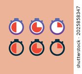 vector illustration set icon of ...   Shutterstock .eps vector #2025858347
