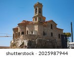 Old Church In Paphos  Tourism ...