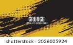 vector brush texture hand... | Shutterstock .eps vector #2026025924