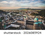 View Of St. Peters Abbey In...