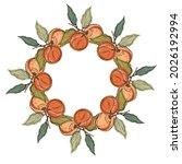 isolated decorative design... | Shutterstock .eps vector #2026192994