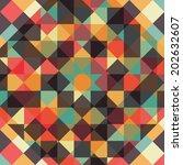 abstract vector background | Shutterstock .eps vector #202632607