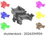 freudenstadt district  federal... | Shutterstock .eps vector #2026354904