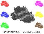 freyung grafenau district ... | Shutterstock .eps vector #2026936181