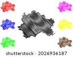 furstenfeldbruck district ... | Shutterstock .eps vector #2026936187