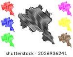 goslar district  federal... | Shutterstock .eps vector #2026936241